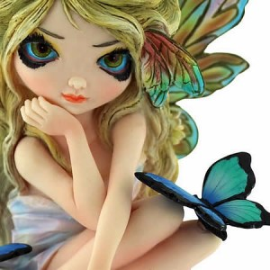 Nemesis Now Jasmine Becket-Griffith Lily Figurine