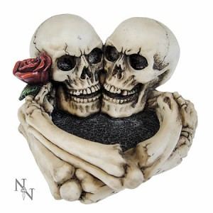Nemesis Now Last Tango Skeleton Ash Tray
