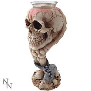 Nemesis Now Light Headed Candle Holder