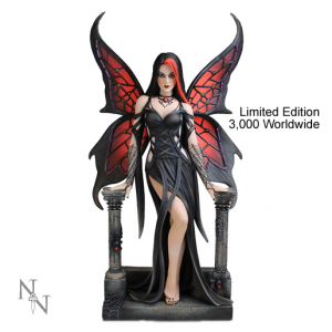 Nemesis Now Anne Stokes Aracnafaria Limited Edition Figurine