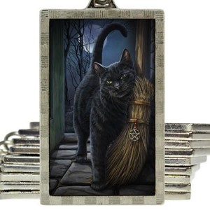 Nemesis Now Lisa Parker A Brush With Magick Key Ring