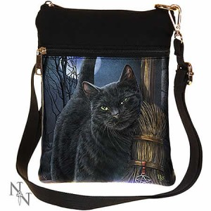 Nemesis Now Lisa Parker A Brush With Magick Shoulder Bag