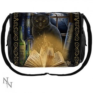 Nemesis Now Lisa Parker Bewitched Messenger Bag