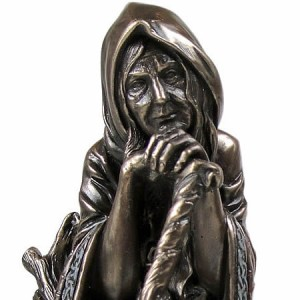 Nemesis Now Lisa Parker Crone Figurine