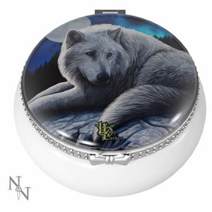 Nemesis Now Lisa Parker Guardian of the North Trinket Box
