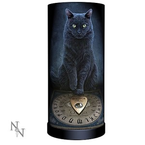 Nemesis Now Lisa Parker His Masters Voice Lamp