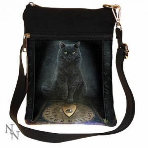 Nemesis Now Lisa Parker His Masters Voice Shoulder Bag