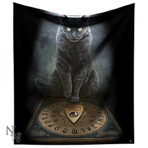 Nemesis Now Lisa Parker His Masters Voice Throw