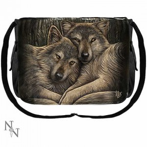 Nemesis Now Lisa Parker Loyal Companions Messenger bag