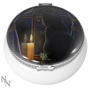 Nemesis Now Lisa Parker Midnight Vigil Trinket Box