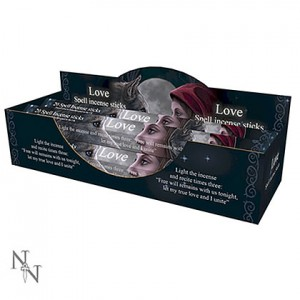 Nemesis Now Lisa Parker Moonstruck Rose Incense Sticks Box of 6