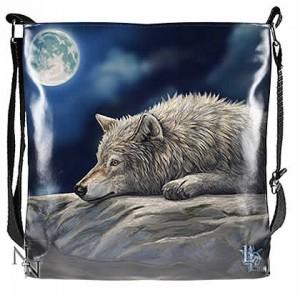 Nemesis Now Lisa Parker Quiet Reflection Shoulder Bag