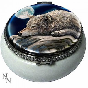 Nemesis Now Lisa Parker Quiet Reflection Trinket Box