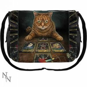 Nemesis Now Lisa Parker The Reader Messenger Bag