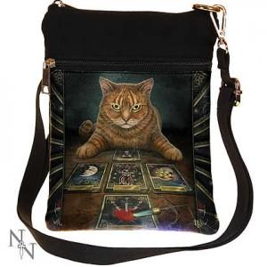 Nemesis Now Lisa Parker The Reader Shoulder Bag