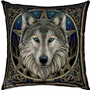 Nemesis Now Lisa Parker The Wild One Cushion