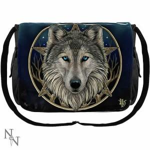 Nemesis Now Lisa Parker The Wild One Messenger Bag