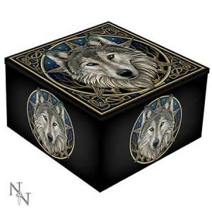 Nemesis Now Lisa Parker The Wild One Mirror Box