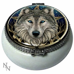 Nemesis Now Lisa Parker The Wild One Trinket Box