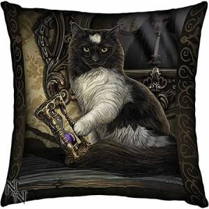 Nemesis Now Lisa Parker Times Up Cushion