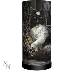 Nemesis Now Lisa Parker Times Up Lamp