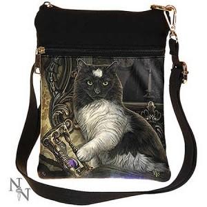 Nemesis Now Lisa Parker Times Up Shoulder Bag