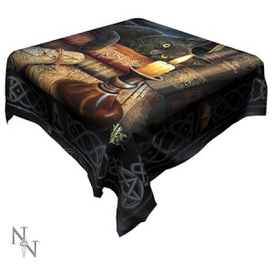Nemesis Now Lisa Parker Witching Hour Altar Cloth