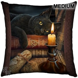 Nemesis Now Lisa Parker Witching Hour Medium Cushion