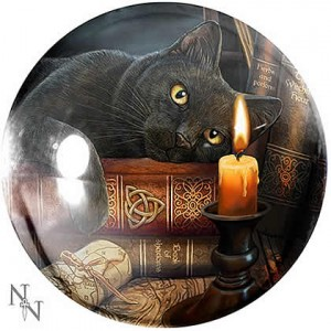 Nemesis Now Lisa Parker Witching Hour Paperweight
