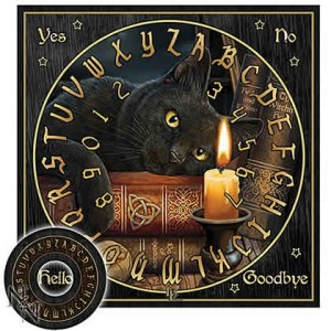 Nemesis Now Lisa Parker Witching Hour Spirit Board