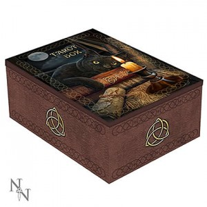 Nemesis Now Lisa Parker Witching Hour Tarot Box