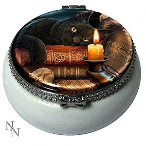 Nemesis Now Lisa Parker Witching Hour Trinket Box
