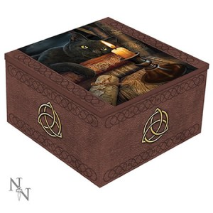 Nemesis Now Lisa Parker Witching Hour Mirror Box