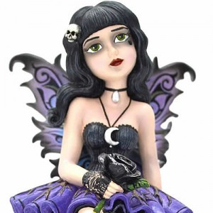 Nemesis Now Little Shadows Gothic Fairies Twila