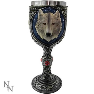 Nemesis Now Lone Wolf Goblet