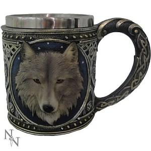 Nemesis Now Lone Wolf Tankard