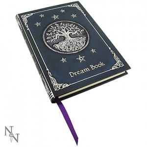 Nemesis Now Luna Lakota Embossed Dream Book