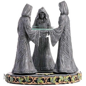 Nemesis Now Magik Circle Oil Burner Figurine