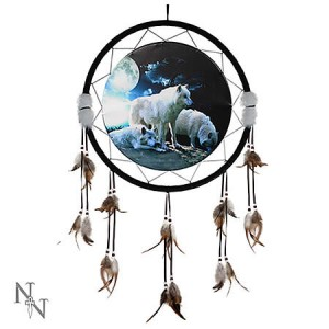Nemesis Now Moonlight Wolfpack Dreamcatcher Large