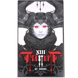 Nemesis Now Nekro Tarot Cards