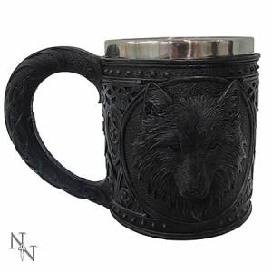 Nemesis Now Night Wolf Tankard