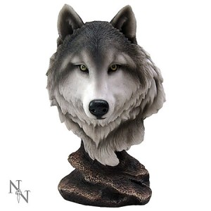 Nemesis Now Noble Wolf Bust