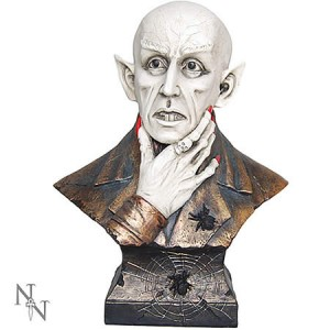 Nemesis Now Nosferatu The Count Figurine Bust