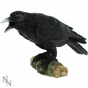 Nemesis Now Raven's Call Figurine