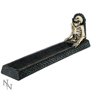 Nemesis Now Rest in Ashes Incense Holder