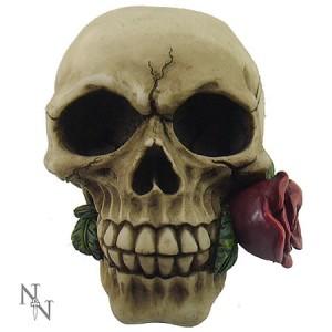 Nemesis Now Romance Never Dies Skull