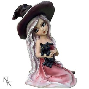 Nemesis Now Rosa Witch Figurine