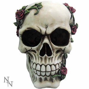 Nemesis Now Rose From Beyond Skull