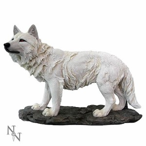 Nemesis Now Scent in the Air Wolf Figurine
