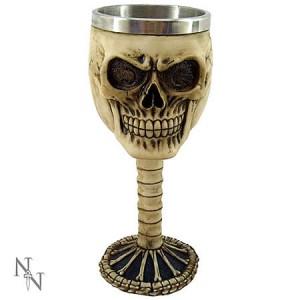 Nemesis Now Skull Goblet